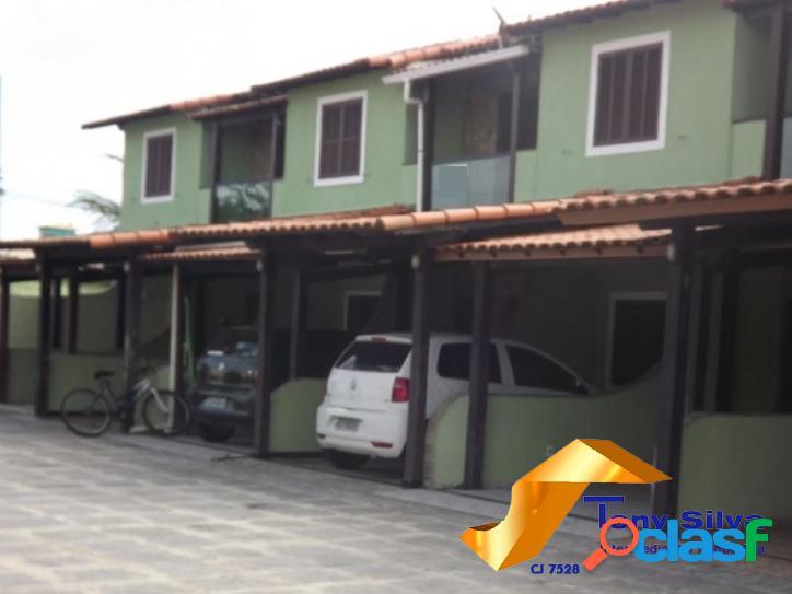 Excelente casa duplex 3 quartos com 2 suítes nas palmeiras