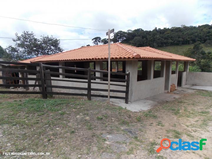 Fazenda para venda em itaverava / mg no bairro zona rural