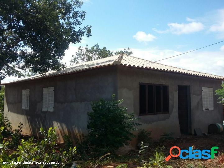Chácara para venda em jaboticatubas / mg no bairro zona rural