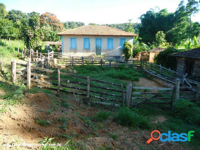 Fazenda para venda em piracema / mg no bairro zona rural