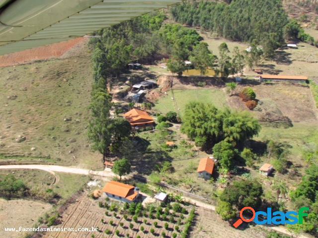 Fazenda para venda em belo vale / mg no bairro fazenda com aptidão para agricultura intensiva, pecuária leite/corte