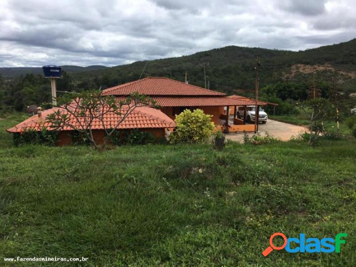 Fazenda para venda em senador modestino gonçalves / mg no bairro fazenda com aptidão para agricultura intensiva, pecuária leite/corte