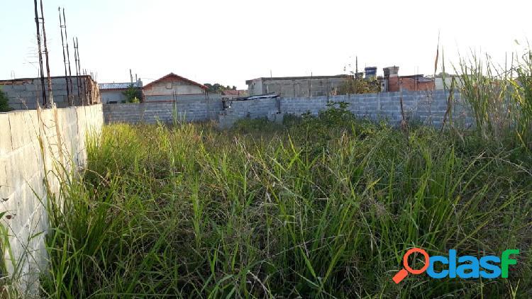 Terreno murado e aterrado ótimo para construtor.