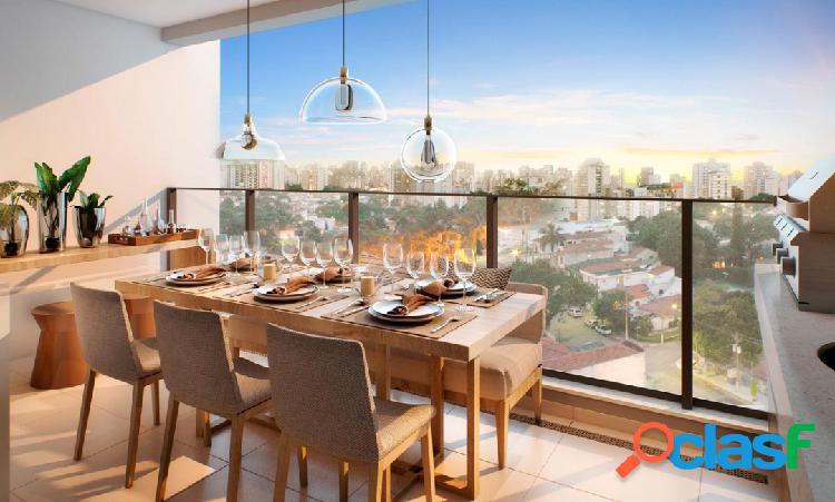 Apartamento para venda com 71M² com 2 quartos em Indianópolis - São Paulo