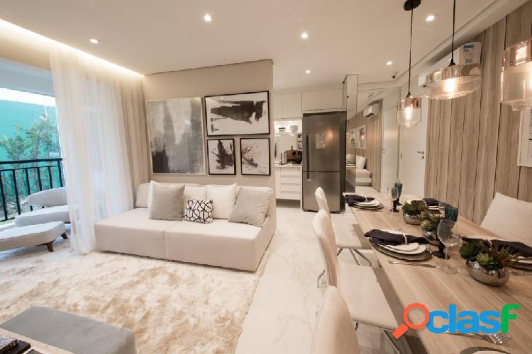 Apartamento para venda tem 67m² com 3 quartos na Mooca - São Paulo - SP