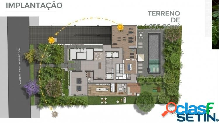 VENDA DE APARTAMENTO DE 278M² COM 4 SUITES NO JD PAULISTA 2