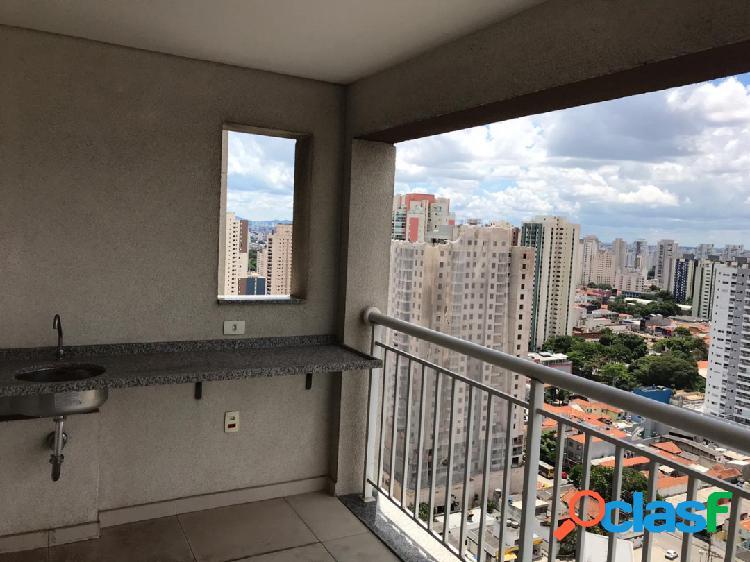 Apartamento para venda possui 74 metros quadrados com 2 quartos no Tatuapé 3