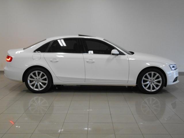Audi a4 2.0 tfsi ambition 211cv gasolina 4p s tronic