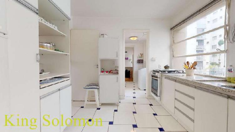 Apartamento 85m² com 3 dorms e 1 vaga vila olímpia - são