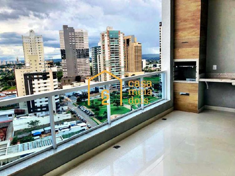 Apartamento duplex 3 suítes - 161m² - Jardim Goiás
