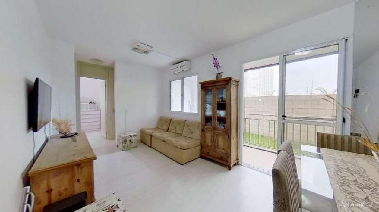 Apartamento garden à venda de 2 dormitórios com vaga