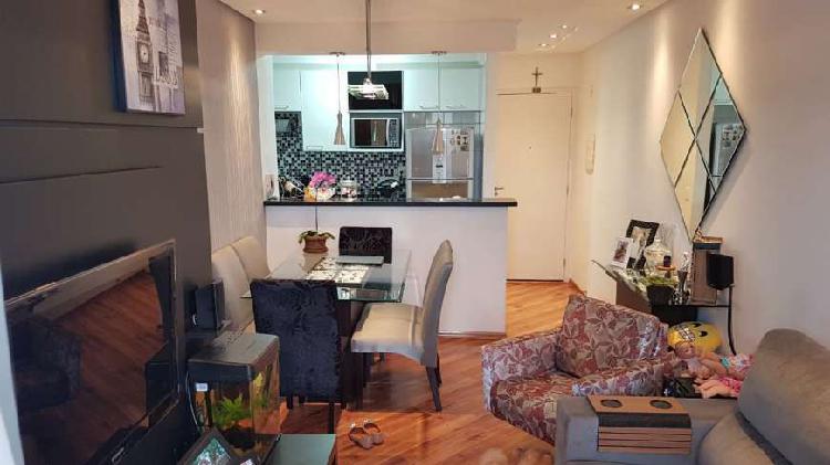 Apartamento para venda 3 dormitórios (1 suíte) - 2 vagas -