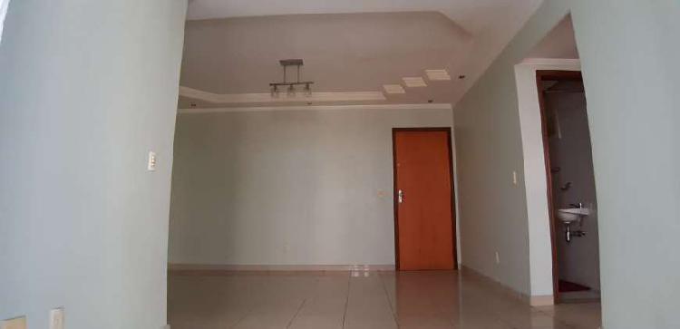 Apartamento para venda possui 84 m² com 3 quartos em