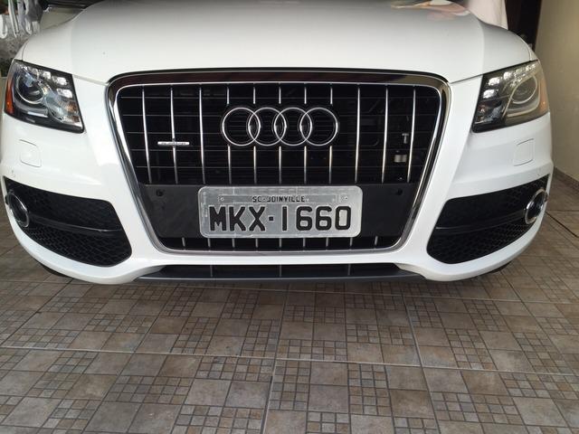 Audi q5 s-line 3.2 v6 quattro s tronic