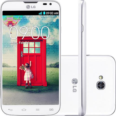Celular lg l70 dual chip android 4.4 wifi camera 8mp