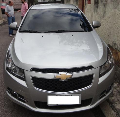 Chevrolet cruze hb sport lt 1.8 16v flex 5p. aut.