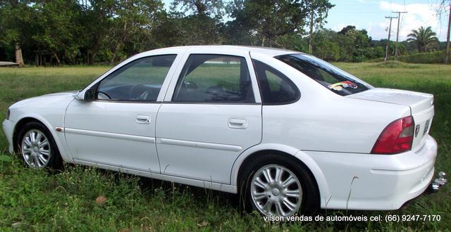 Chevrolet vectra gl 2.0 mpfi 1998