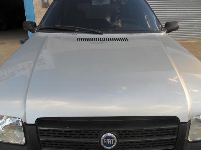 Fiat uno ano e modelo 2005 2p cor prata