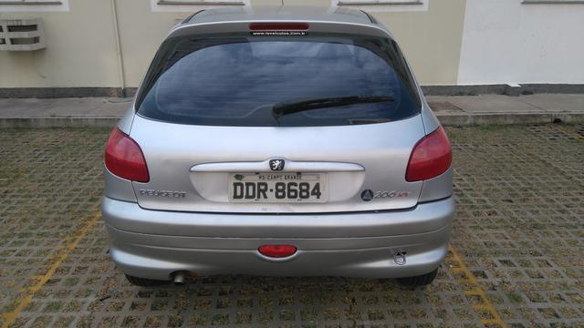 Peugeot 206 1.0 soleil 01