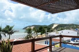 Pousada charme Beira-mar em Ponta Negra Natal - RN