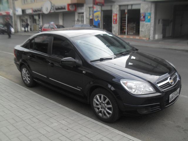 Vectra sedan elite