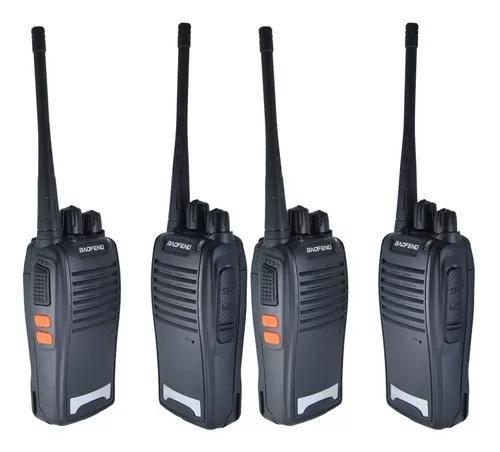 2 pares rádio comunicador walk talk profissional 777s