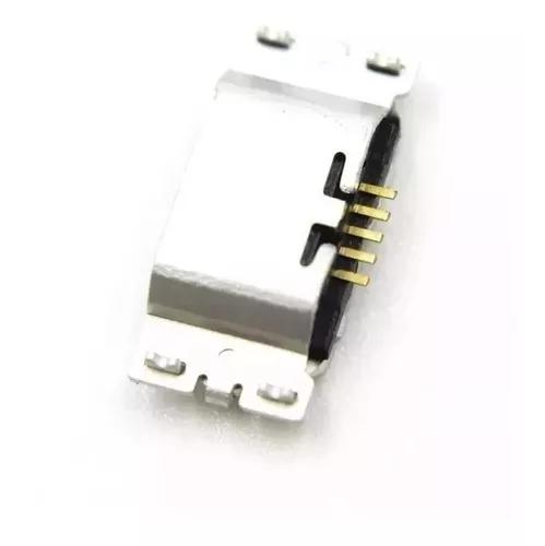 5x conector de carga dock usb zenfone go live zb551kl