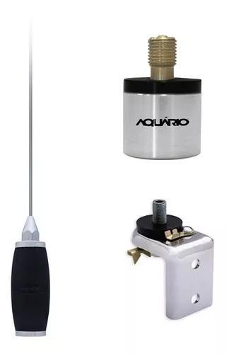 Antena radio px aquario mini maria mole b-2005p + suporte