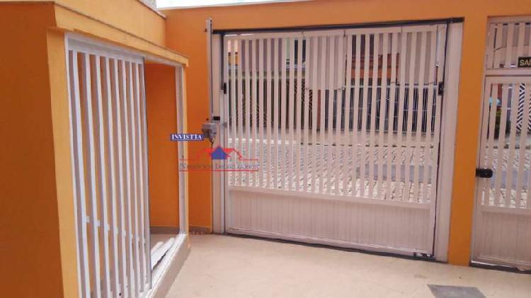 Apartamento padrão para venda em vila pires santo andré-sp