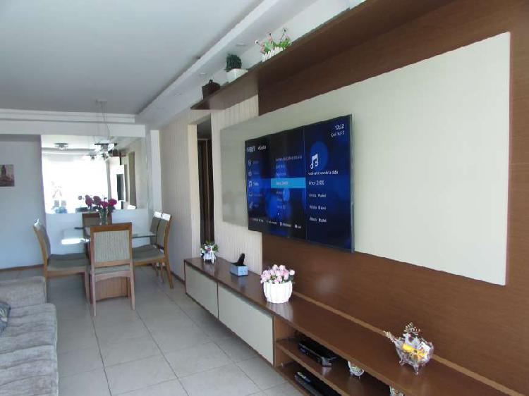 Apartamento com 3 quartos à venda, 90 m² por r$ 580.000
