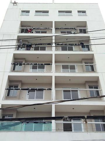 Apartamento novo com 2 quartos, elevador e garagem numerada