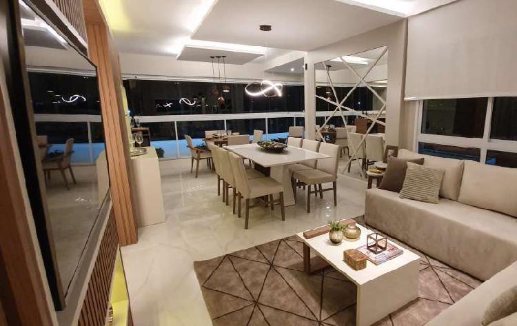 Apartamento para venda tem 164 metros quadrados com 3