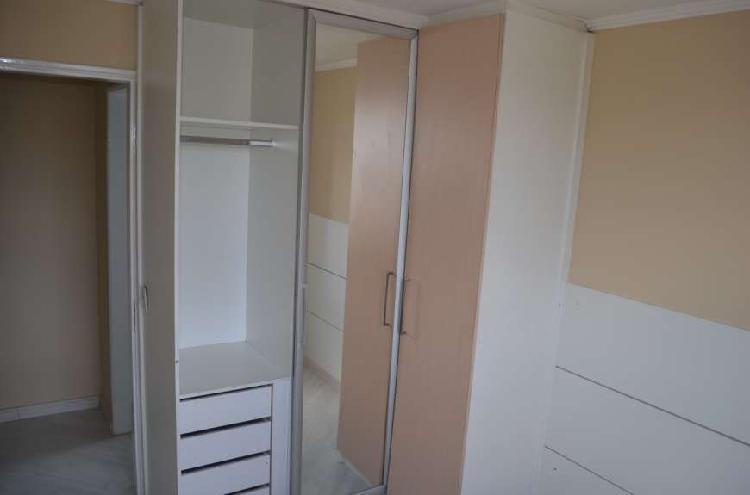 Apto 2 dorms ( 49 m² ) com armário nos dorms e 1 vaga - ao