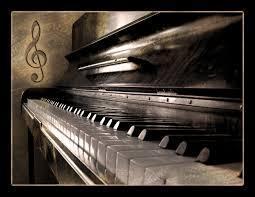 Aulas de piano, teclado e órgão eletrônico