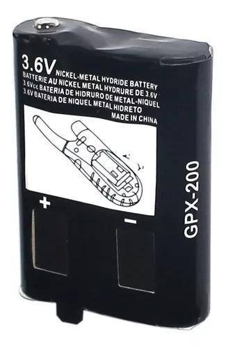 Bateria 3,6v 700mah 37km talkabout walk talk motorola mh230