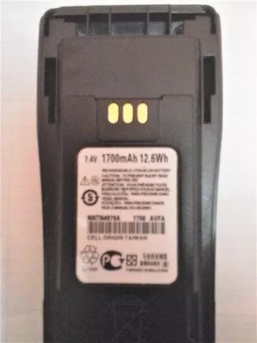 Bateria p/ motorola ep450 | dep450 li-on 1700mah