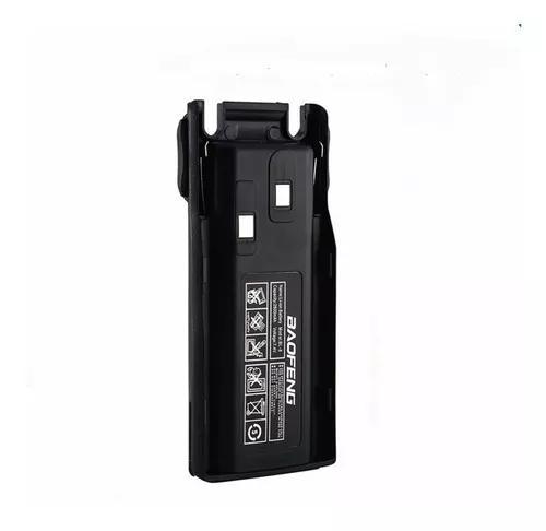 Bateria p/ radio ht baofeng original 4200 mah uv82 bl-8 7.4v