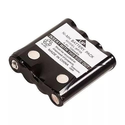 Bateria para radio motorola bp38 4,8v 700mah aaa