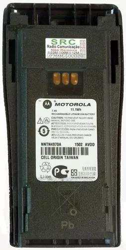 Bateria rádio ep450 e dep450 motorola r