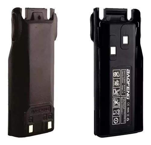 Bateria uv82 ht baofeng original 2800 mah bl-8 7.4v p/ radio