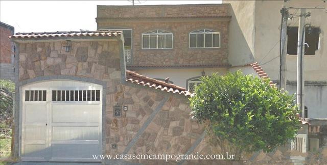 Campo grande - adriana - casa duplex 3 quartos/1 suíte -