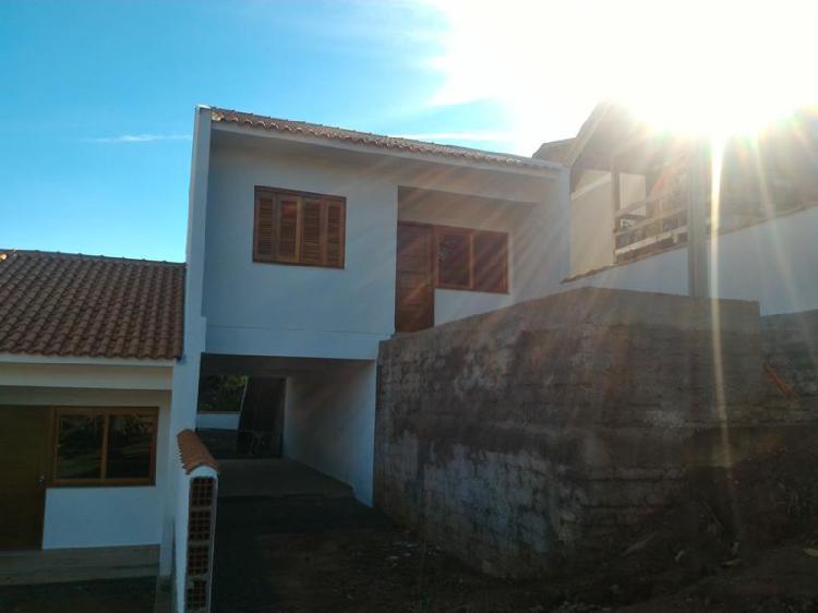 Casa com garagem - nova! - financia pelo minha casa minha