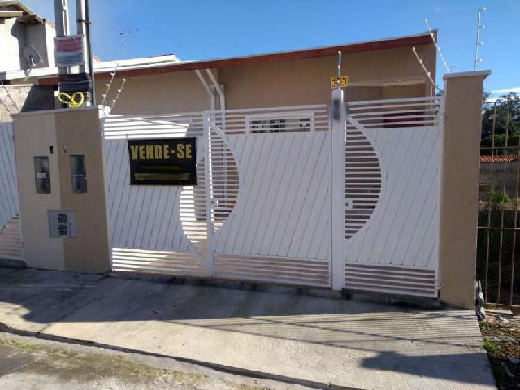 Casa térrea no bairro estoril - taubaté - 2 dormitórios