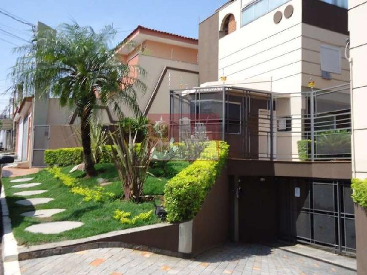 Condomínio fechado - santa teresinha - 3 dormitórios