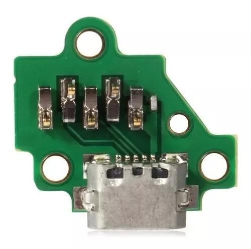 Conector Carga Flex Flat Dock Moto G3 Xt1543 Xt1544 Original