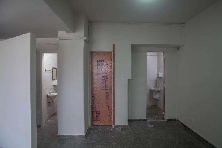 Conjunto de salas, centro