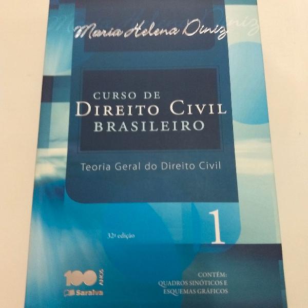 Curso de direito cívil brasileiro