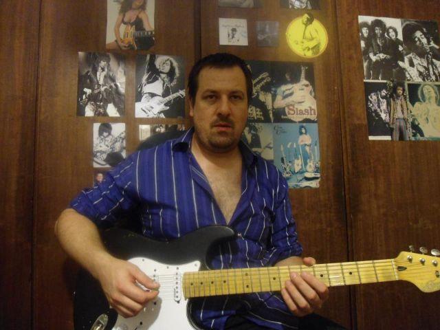 Curso de Guitarra Blues Rock (Brooklin) S.p