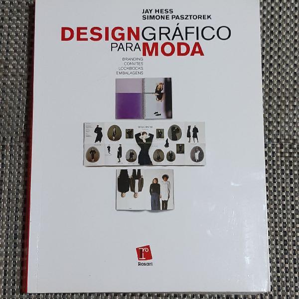 Design gráfico para moda