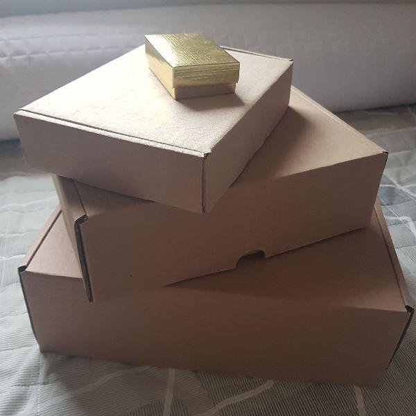 Embalagens da minha lojinha